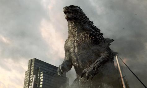 Godzilla - Mar 2014