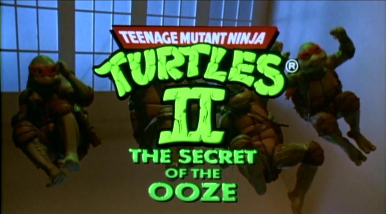 Secret 2 Ooze Tmnt